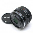 OLYMPUS 17 MM F1.8 MSC (MFT - Black)