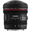 CANON EF 8-15 MM F4 L USM FISHEYE