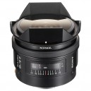 SONY 16 MM F2.8 FISHEYE